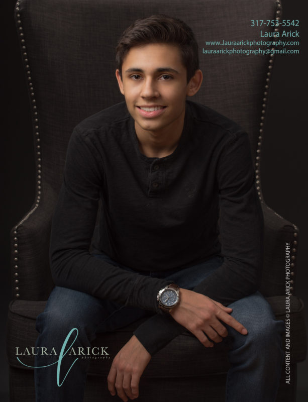 Senior Pictures Style Guide Page 9