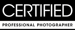 certified photographer badge