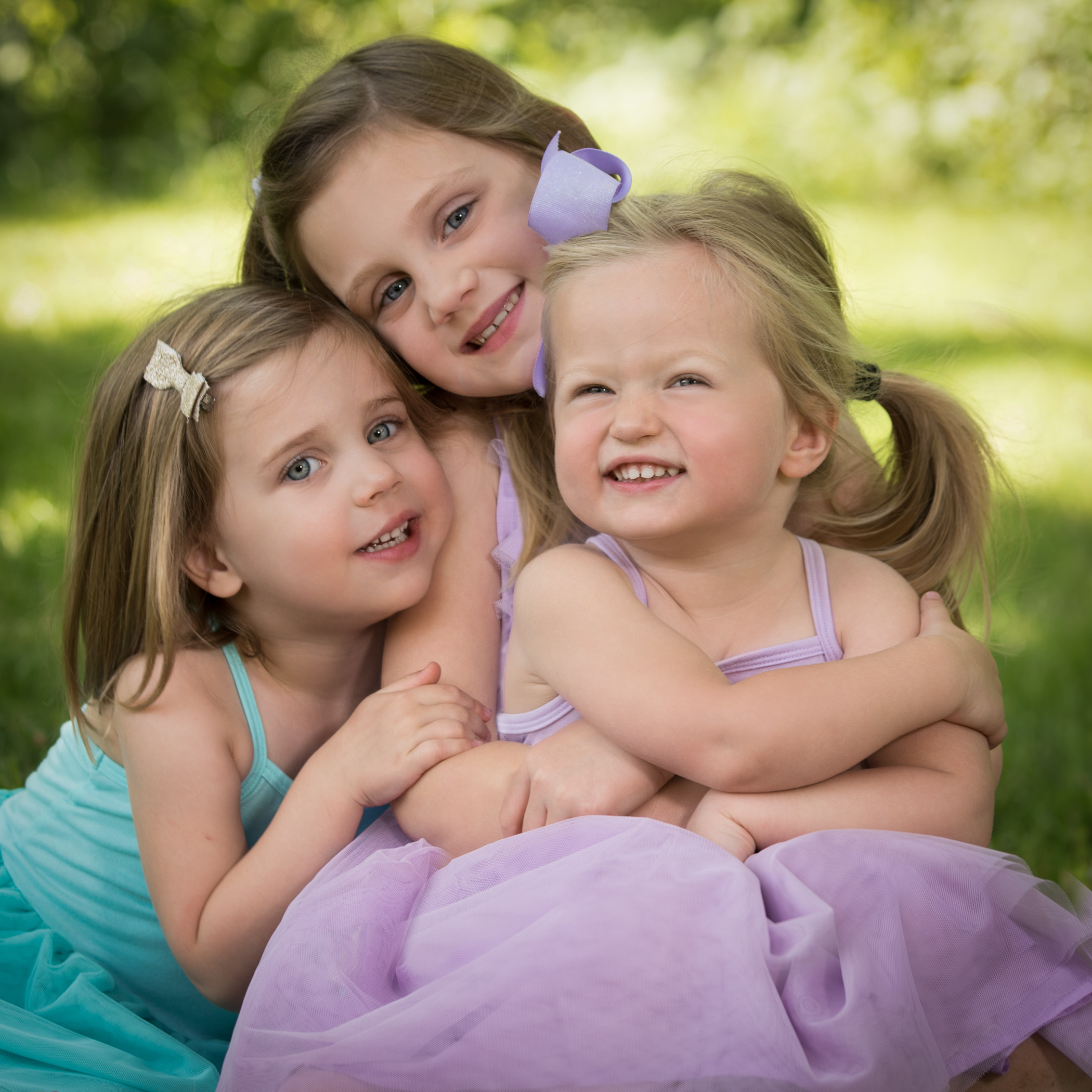 Protected: Evie and Friends | Fishers Children's Portraits