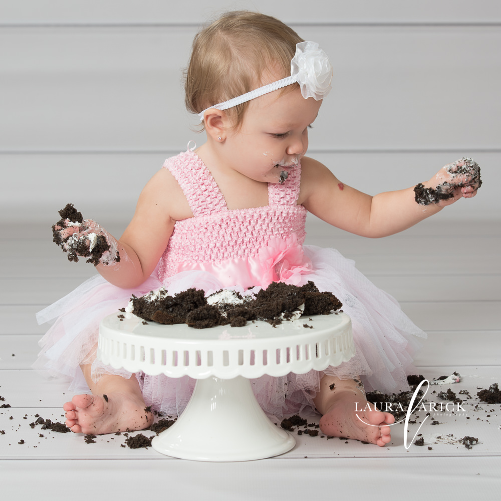 First Birthday | Baby E | Laura Arick Photography