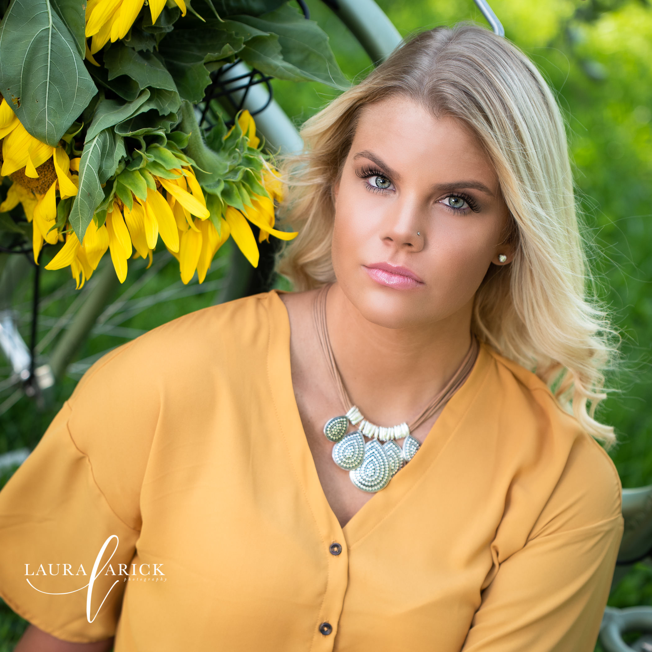 Sunflower Fields | FHS | Hannah