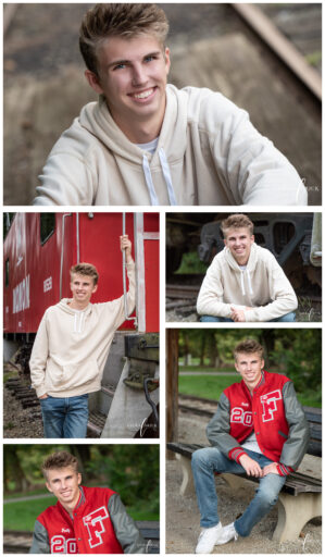 Fishers Senior Pictures Charlie