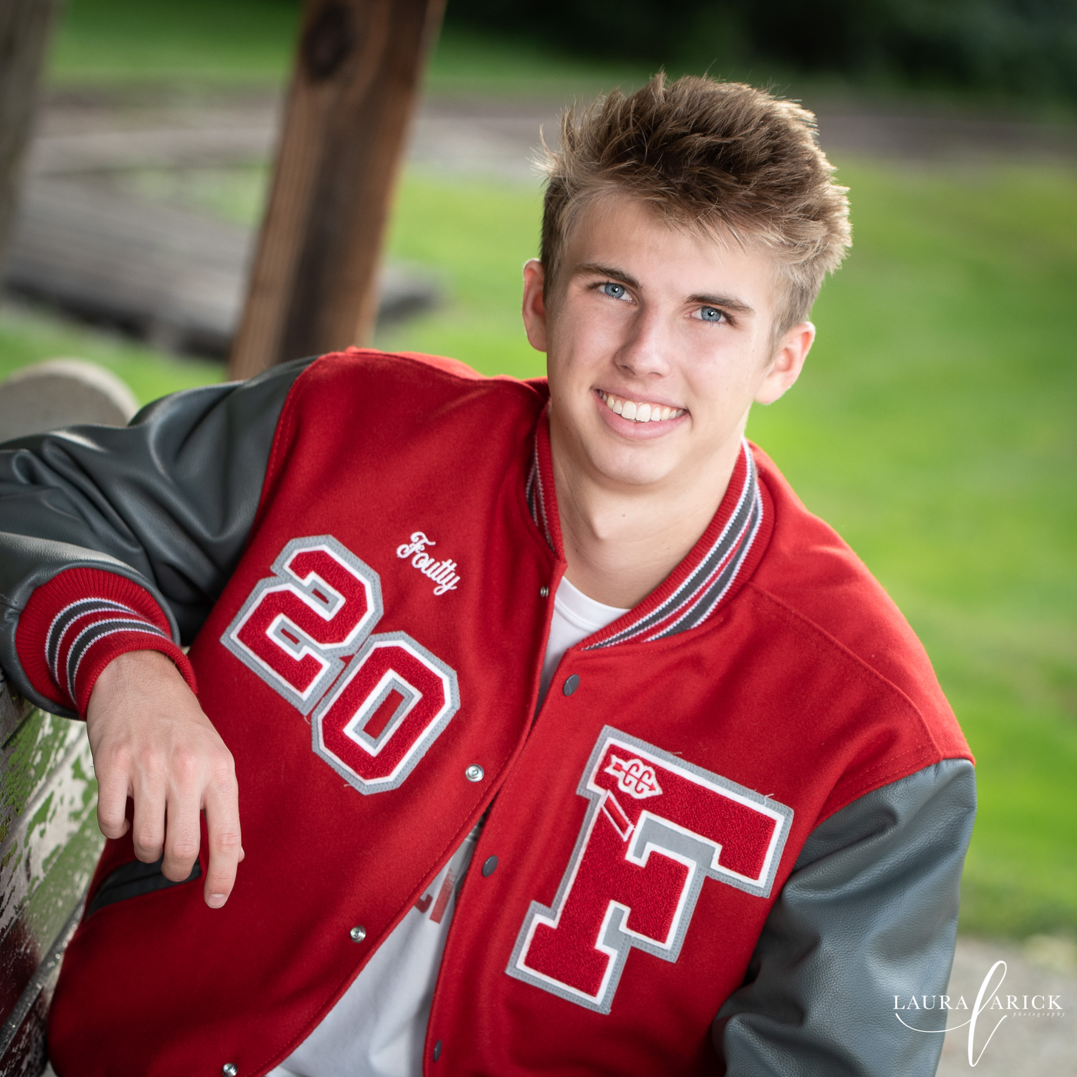 Fishers Senior Pictures Charlie Class of 2020