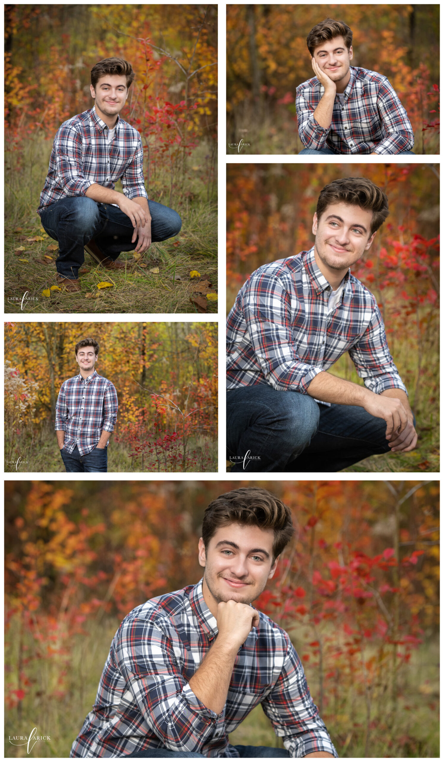 Senior Pictures Fishers Jack